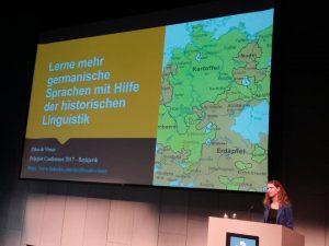 Islanda e la Conferenza Poliglotta 2017