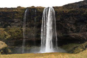 Le Cascate di Sljaland: Seljalandsfoss